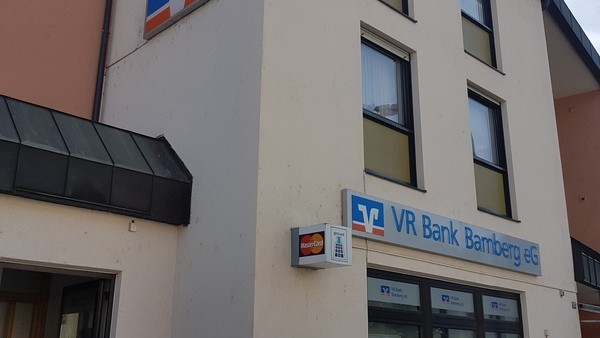 © Foto (VR Bank Bamberg-Forchheim eG): Filiale Gaustadt